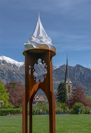 8. Triennale Bad RagARTz, Internationale Outdoor Exhibition of sculpture